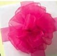 如何用包装纸为礼物包出好看的花朵?