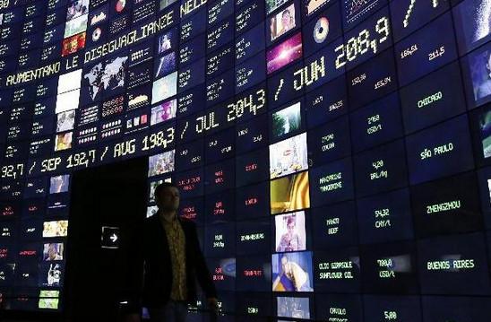 中国企业集体发力米兰世博会