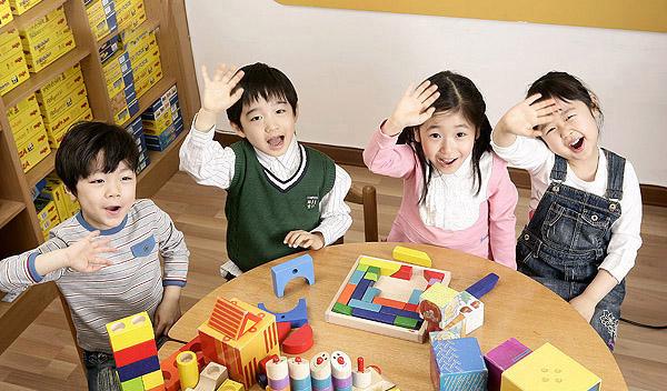 加强儿童教育这些礼品必不可少
