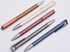中性笔 - 珠光铜笔头