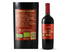 威龙国际酒庄有机葡萄酒·纪念版