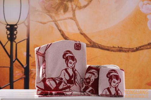 永亮文化创意毛巾成礼品市场新秀图片